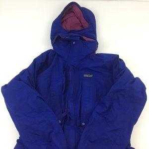 Patagonia Ski Jacket Hoodie Snowboard Size Medium